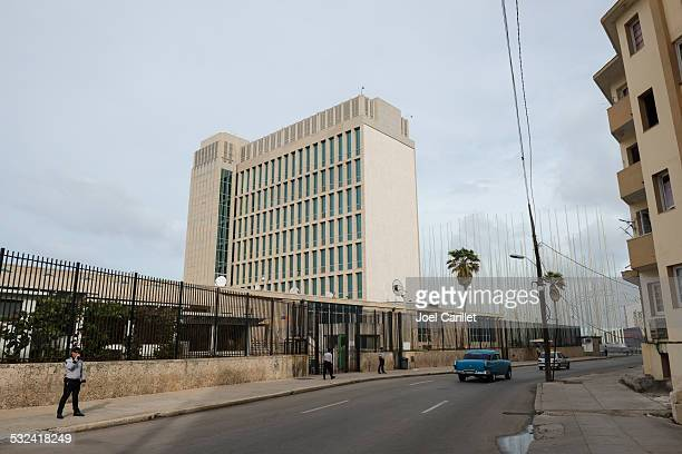 United States Interests Section in Havana, Cuba