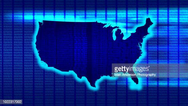 united states map 101010 - electoral college stock pictures, royalty-free photos & images