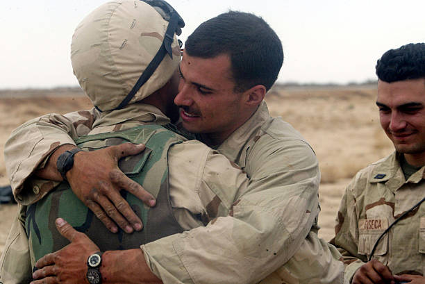 United States Marine Lance Corporal Noel Trevino Pictures | Getty Images