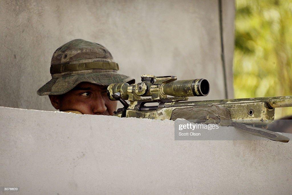 united states marine scout sniper