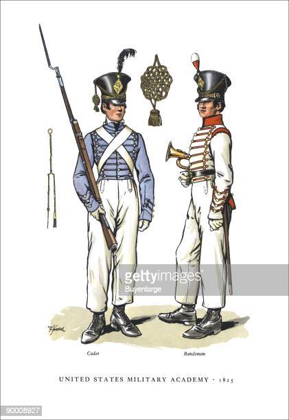 United States Military Academy, 1825