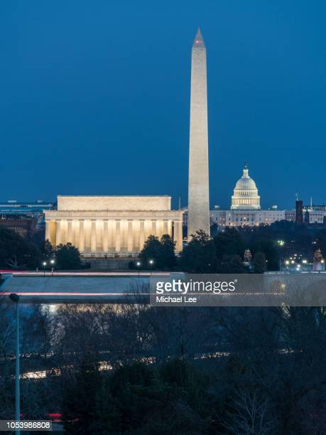 United States National Monuments - Washington, DC