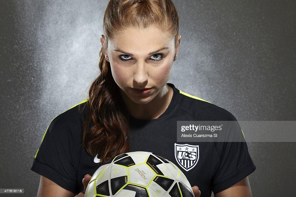 US Women's National Soccer Team, Sports Illustrated, June 8, 2015