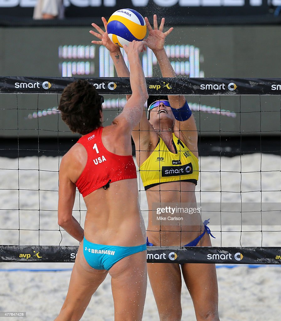FIVB St Petersburg Grand Slam - Day 3