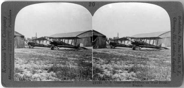 World War I Us Observation Airplane