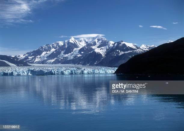 United States of America - State of Alaska - Glacier Bay National Park and Preserve . Glacier.