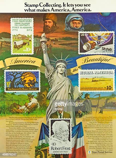 United States Postal Service 1976 Ad