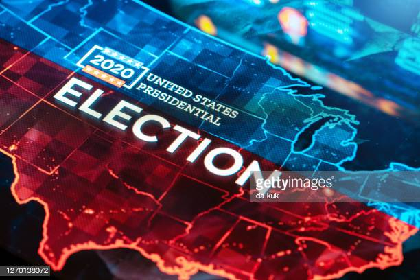 united states presidential election 2020 - election stock pictures, royalty-free photos & images