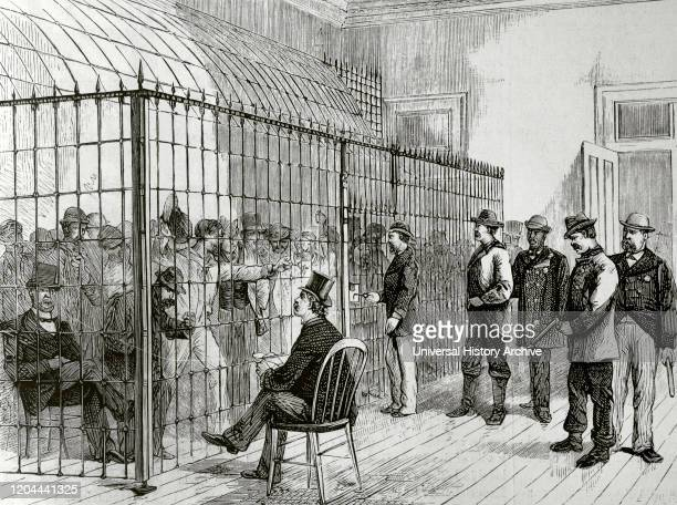 United States presidential election. Held on november 7, 1876. One of the most contentious and controversal presidential elections in American...