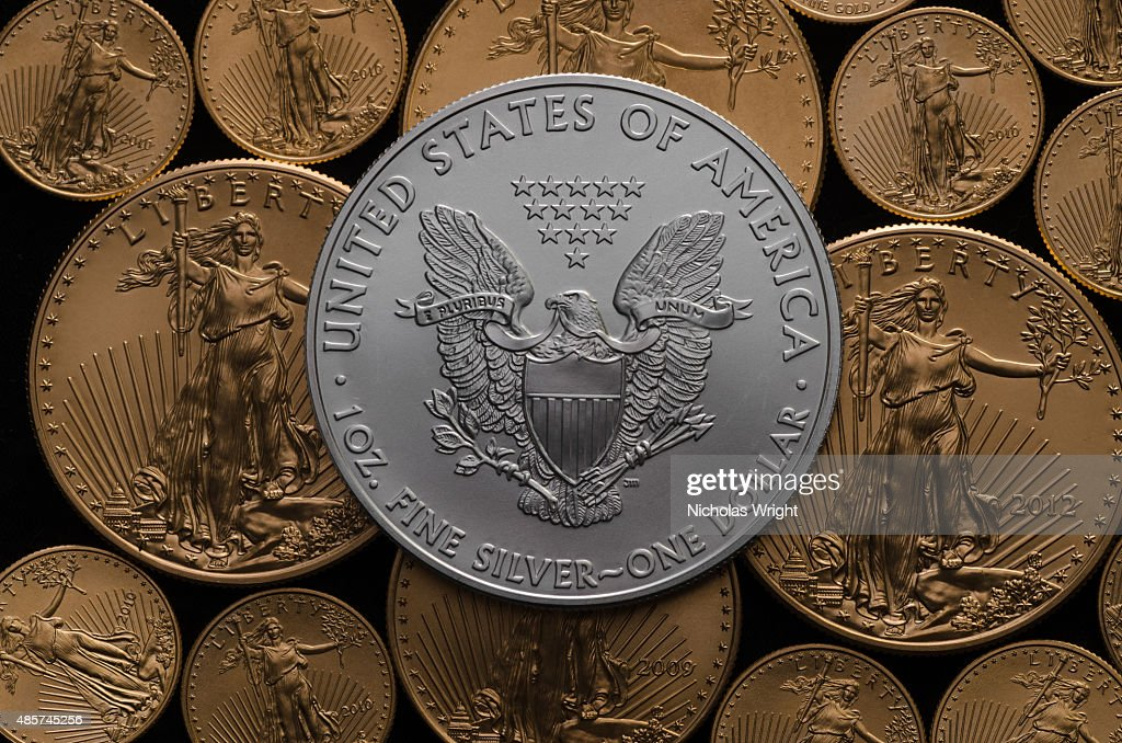 Image result for American Silver Eagle Istock