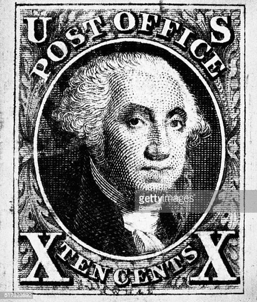 1847 United States Stamp BPA2# 2948