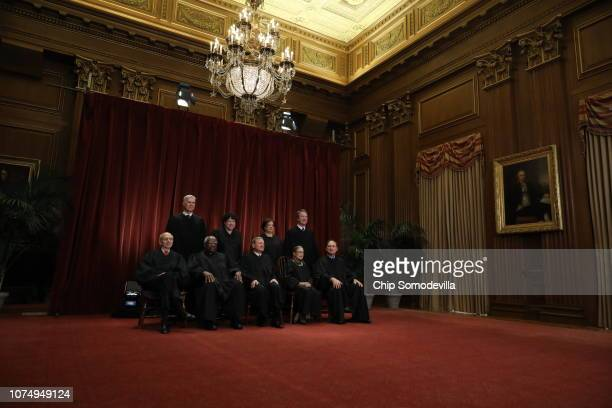 United States Supreme Court Associate Justice Stephen Breyer Associate Justice Clarence Thomas Chief Justice John Roberts Associate Justice Ruth...