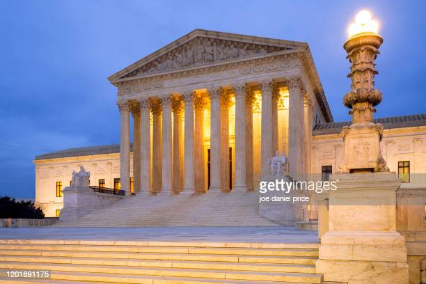 united states supreme court building, washington dc, america - supreme court stock pictures, royalty-free photos & images