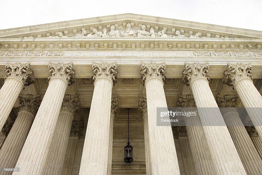 United States Supreme Court Building, Washington, DC : Stock Photo