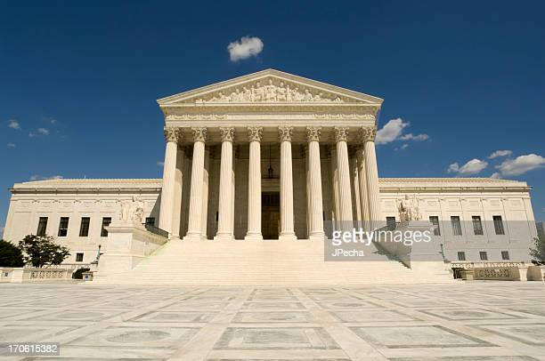 united states supreme court - us supreme court building stock pictures, royalty-free photos & images