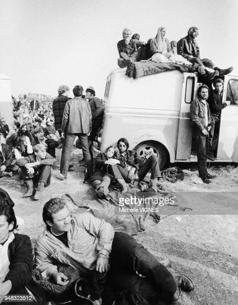 the Altamont rock festival 1969 EtatsUnis festival rock d'Altamont 1969