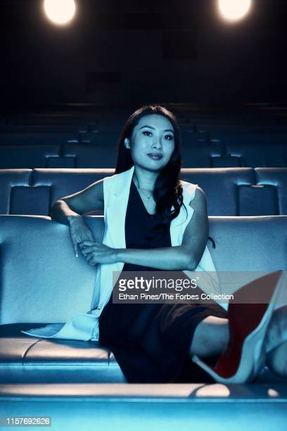United Talent Agency agent Hana Tjia is photographed for Forbes Magazine on June 5 2019 in Beverly Hills California PUBLISHED IMAGE CREDIT MUST READ...