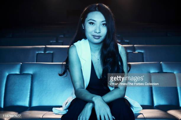 United Talent Agency agent Hana Tjia is photographed for Forbes Magazine on June 5 2019 in Beverly Hills California CREDIT MUST READ Ethan Pines/The...