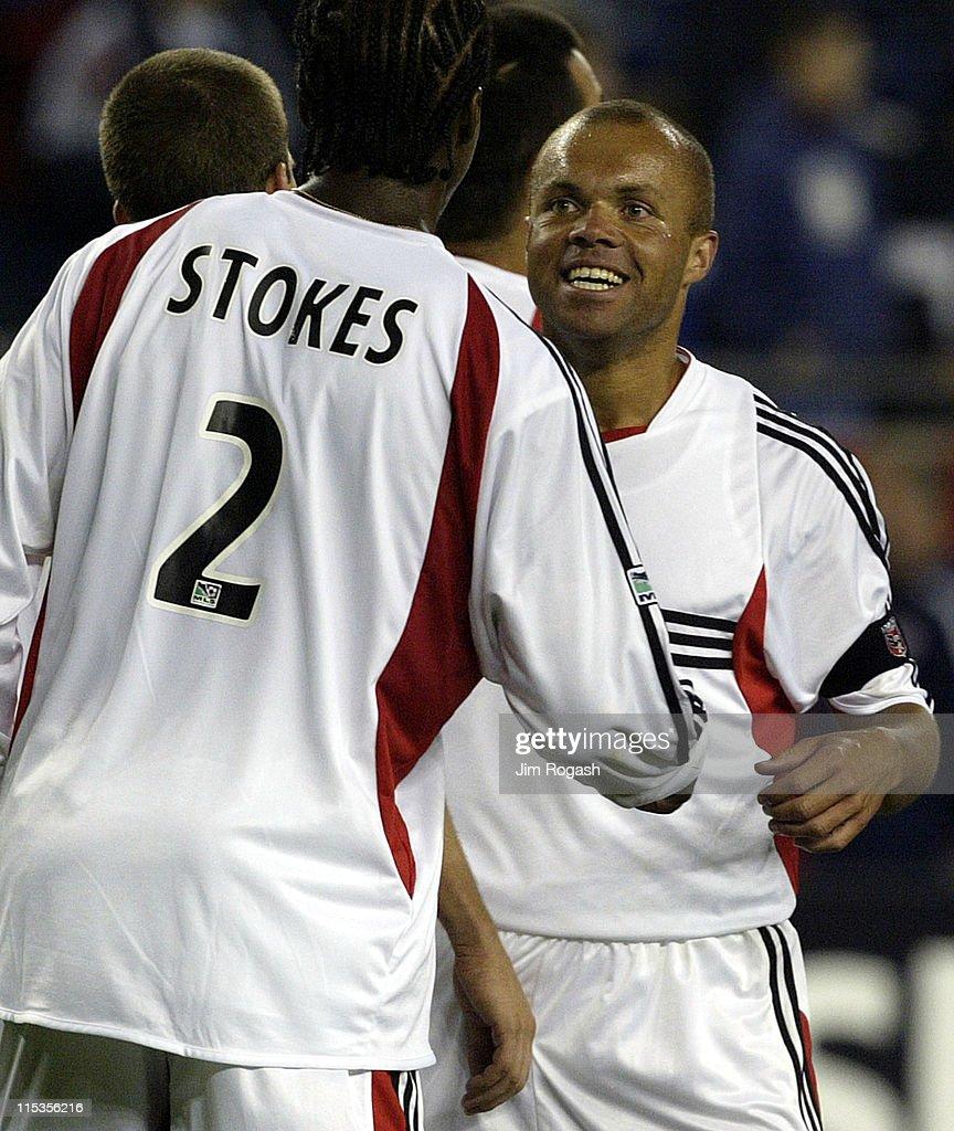 MLS - D. C. United vs New England Revolution - May 29, 2004