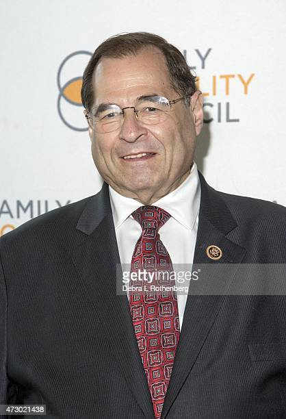 Unites States Congressman Jerrold Nadler attends the 10th Annual Family Equality Council Night At The Pier at Pier 60 on May 11 2015 in New York City