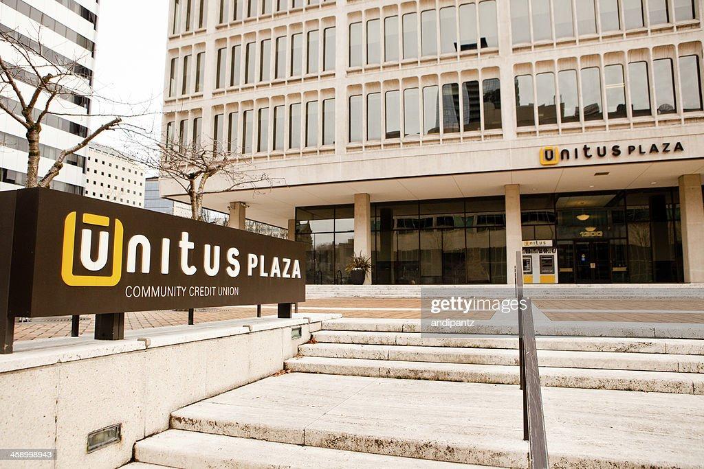 Unitus Community Credit Union : Stock Photo