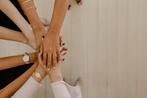Unity and teamwork 1053954950