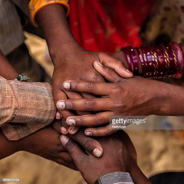 Unity of African children