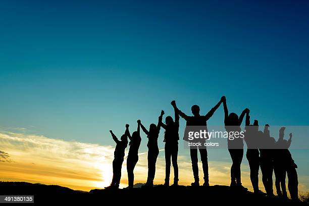 unity - women in harmony stock pictures, royalty-free photos & images