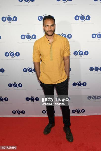 DIEGO 'Universal Cable Productions Talent Party' Pictured Arjun Gupta