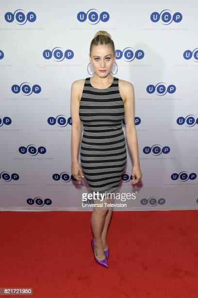 DIEGO 'Universal Cable Productions Talent Party' Pictured Olivia Taylor Dudley