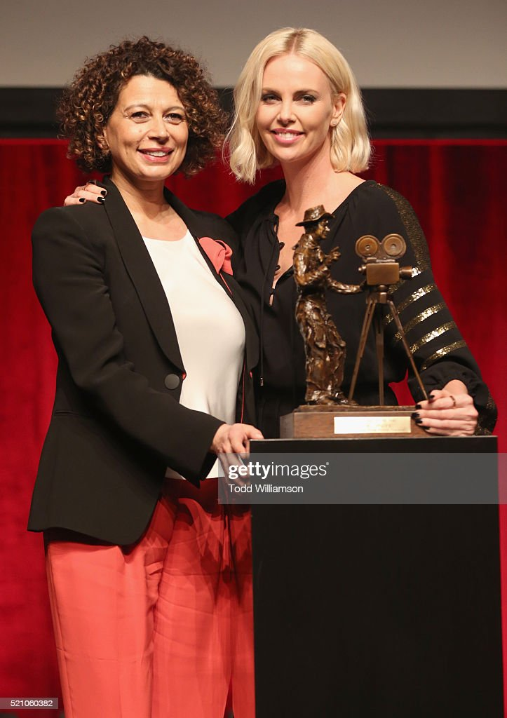"""CinemaCon 2016 - 2016 Will Rogers """"Pioneer Of The Year"""" Dinner Honoring Donna Langley : News Photo"""