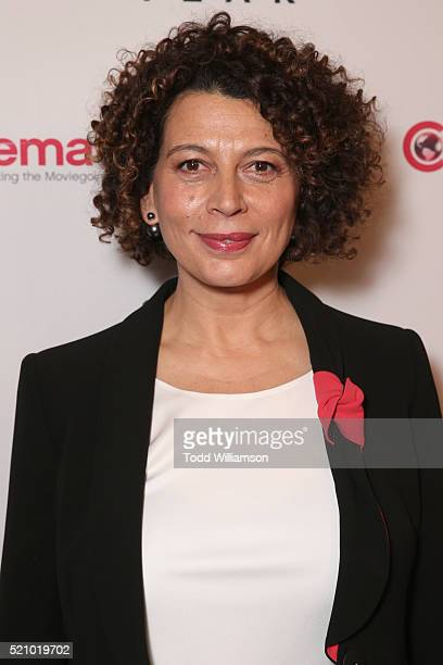 """Universal Pictures Chairman Donna Langley attends the 2016 Will Rogers """"Pioneer of the Year"""" Dinner Honoring Donna Langley at Caesars Palace during..."""