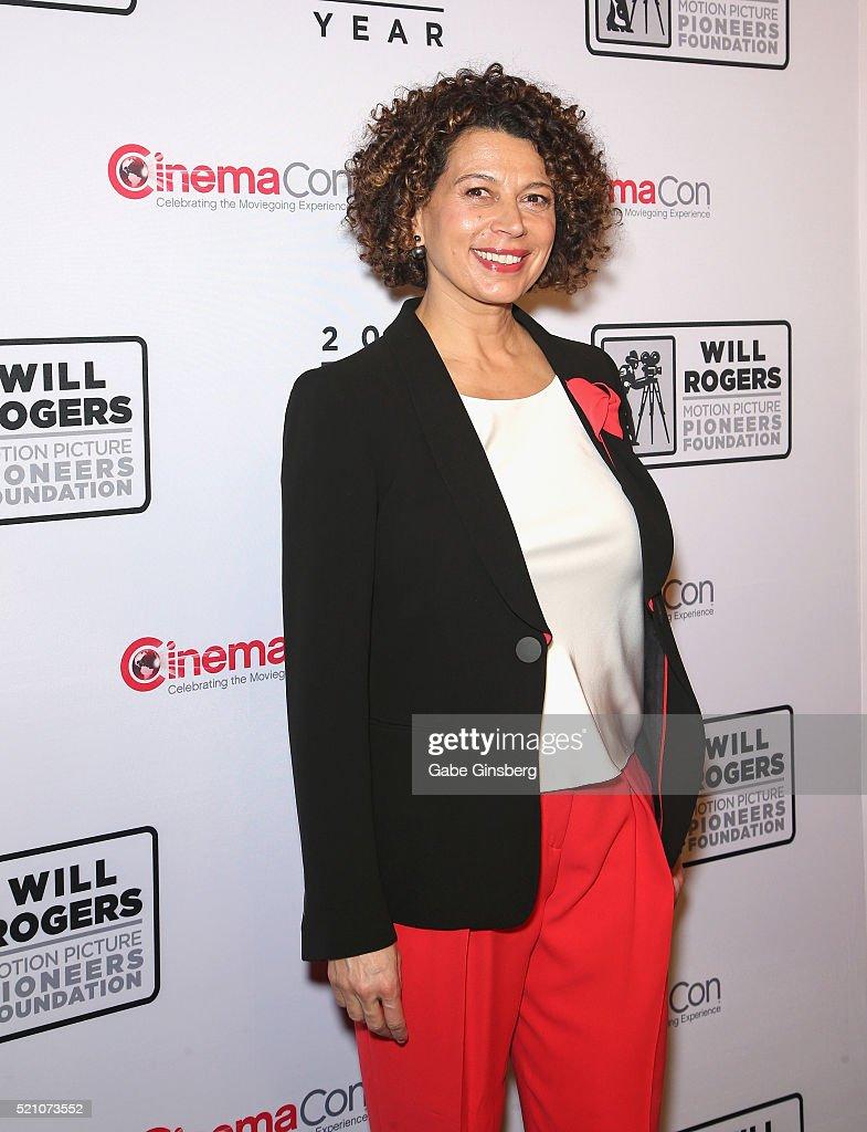CinemaCon 2016 - Will Rogers Pioneer Dinner : News Photo