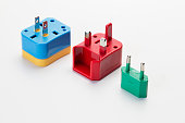 Universal plug travel adapter