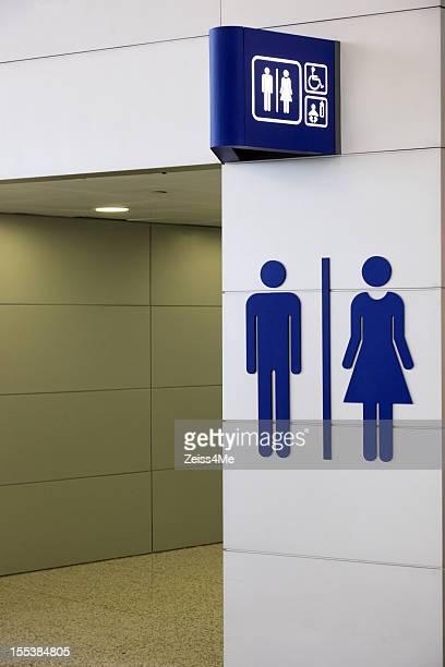 Universal-für Toilette