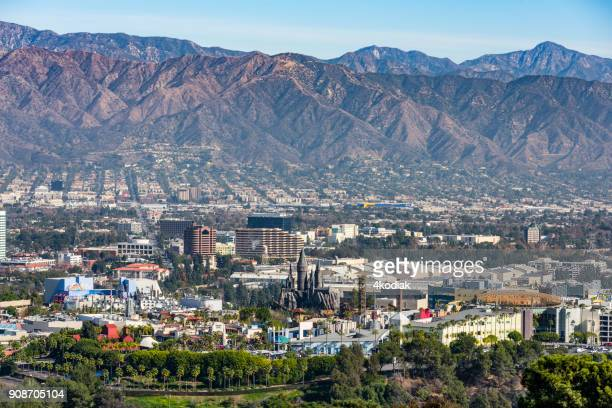 universal studios hollywood in  los angeles  california  usa - studio city stock pictures, royalty-free photos & images