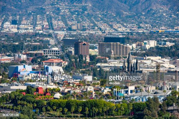 Universal Studios Hollywood in  Los Angeles  California  USA