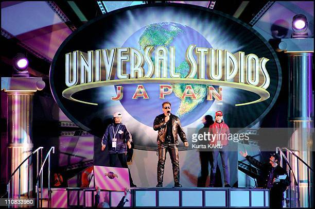 Universal Studios Japan To Mark Historic International Expansion Of World'S Most Popular Motion Picture Theme Parks In Osaka Japan On March 31 2001...