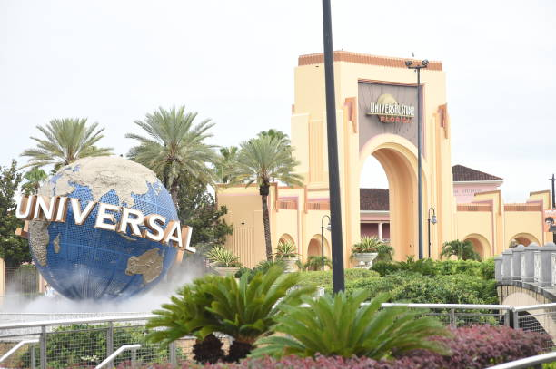 FL: Universal Orlando Reopens To Public As Florida Enters Phase 2