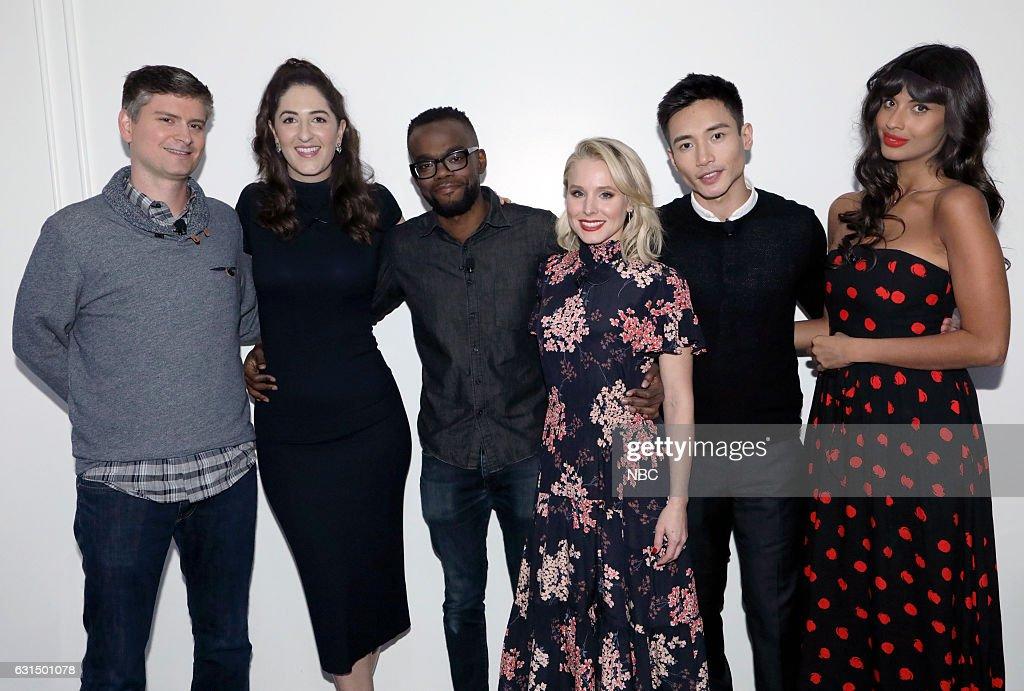 NBCUniversal Events - Season 2017 : News Photo