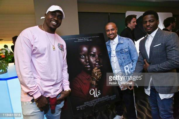 Universal 'US' First Screening Los Angeles at Pacific Design Center on March 08 2019 in West Hollywood California