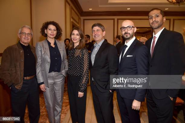 NBC Universal Vice Chairman Ronald Meyer Universal Pictures Chairman Donna Langley director Sofia Coppola Universal Filmed Entertainment Group...