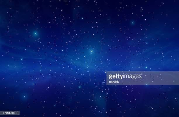 universe - dark blue stock pictures, royalty-free photos & images