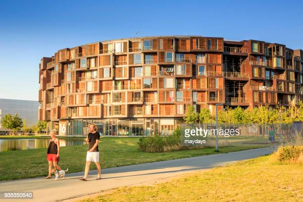 University campus in Copenhagen