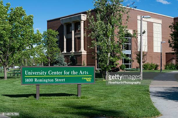 University Center for the Arts, CSU, Fort Collins