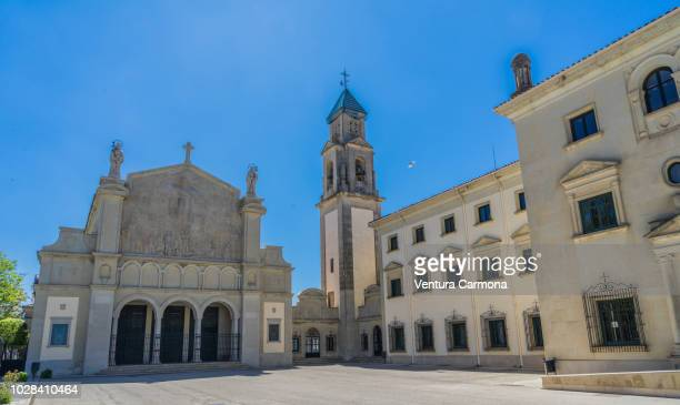 university center sagrada familia 'holy family' in úbeda, spain - familia stock pictures, royalty-free photos & images
