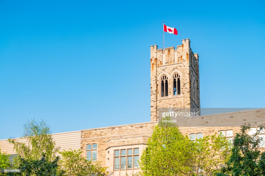 Western University Canada >> University College At Western University In London Ontario
