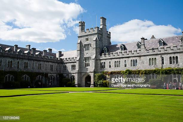 university college, cork - county cork stock pictures, royalty-free photos & images