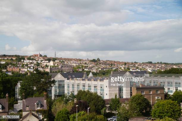 university college in cork - cork city stock pictures, royalty-free photos & images
