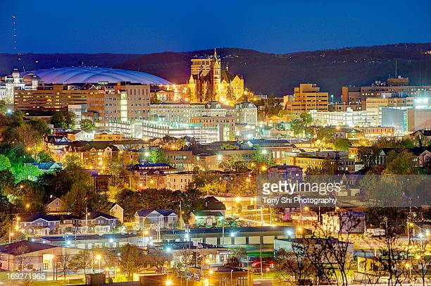 university hill - syracuse - syracuse new york stock pictures, royalty-free photos & images